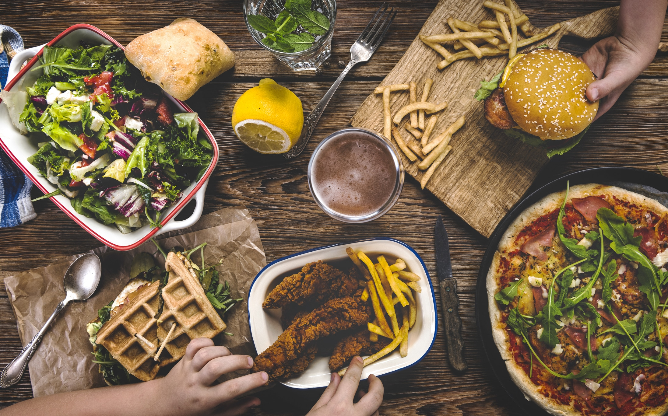 An Appetite for Creativity: 4 Tips For Successful Pop-Up Restaurants