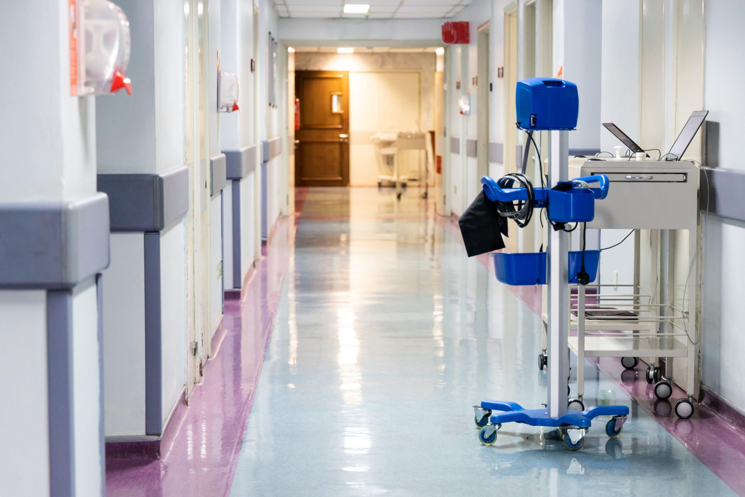 How Portable Containers Benefit Hospital Renovations
