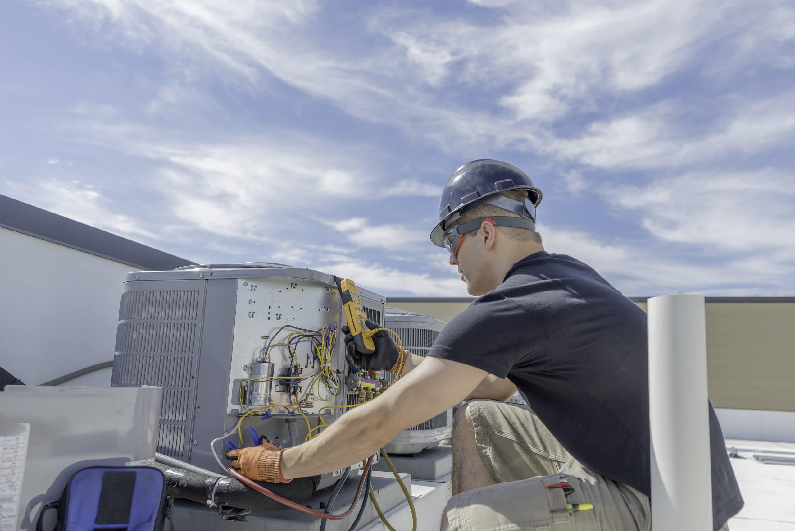 Prepare Your Commercial HVAC Company for a Hot Summer