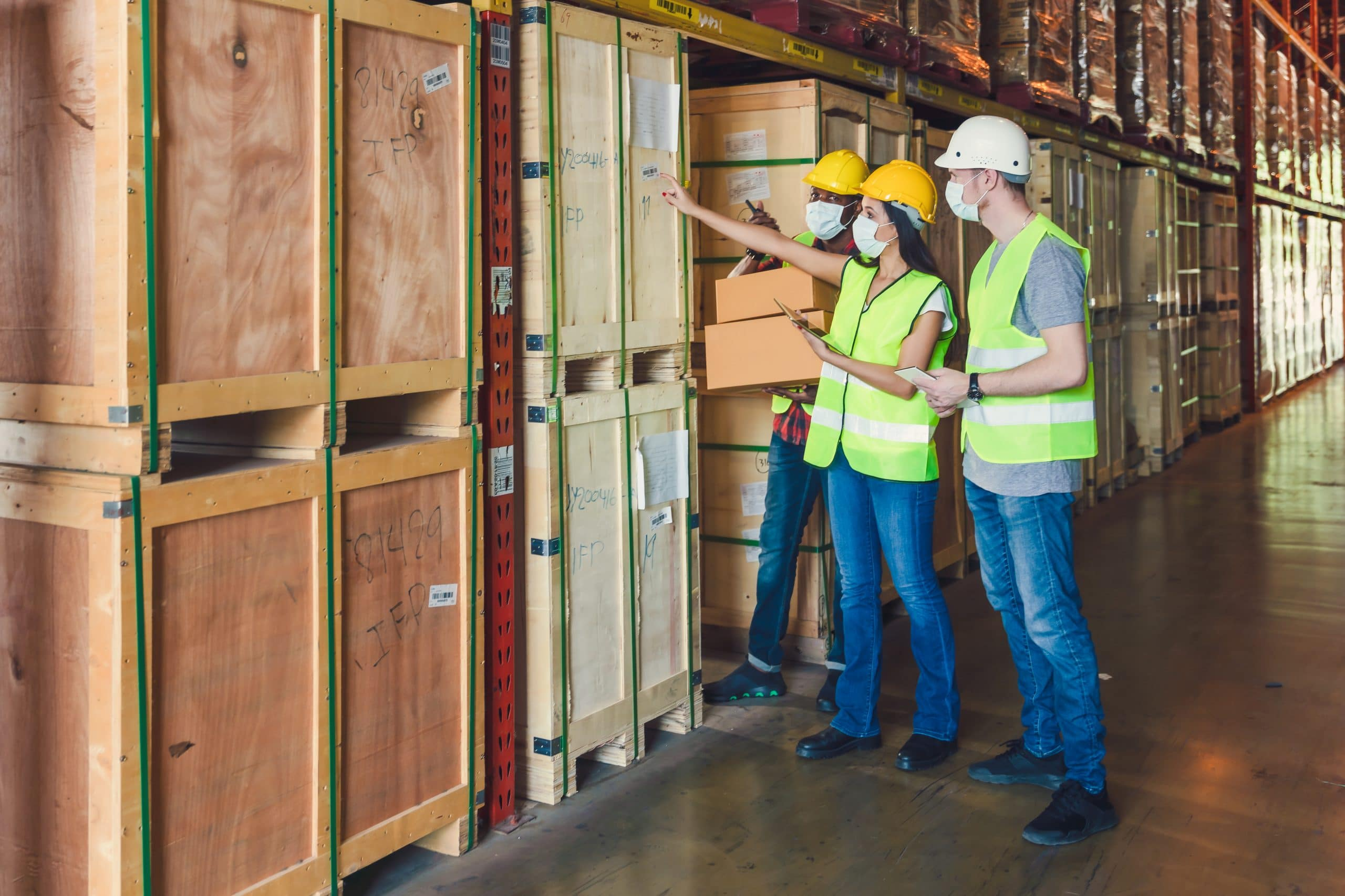 Pandemic Inventory Management: What to do Before, During, and After an Outbreak