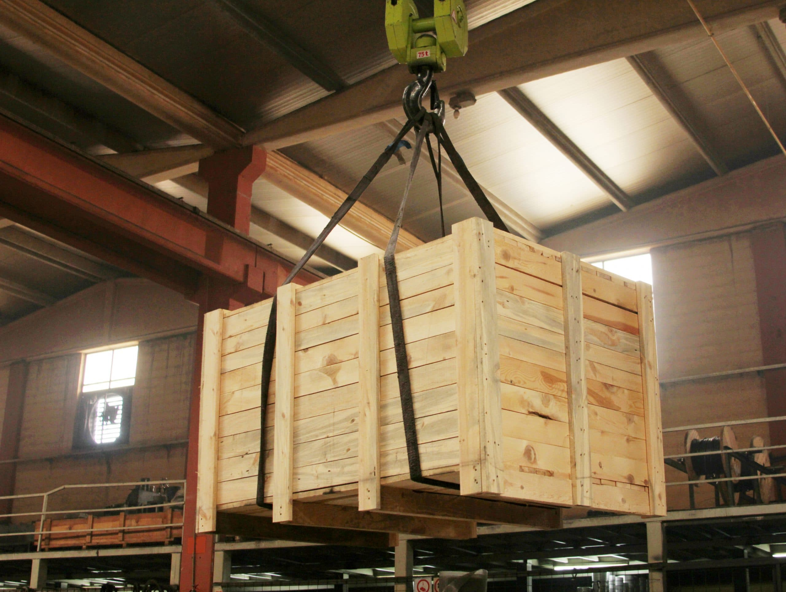 Wood Crating vs Shipping Containers: Which Is the Best Option for Moving Freight?