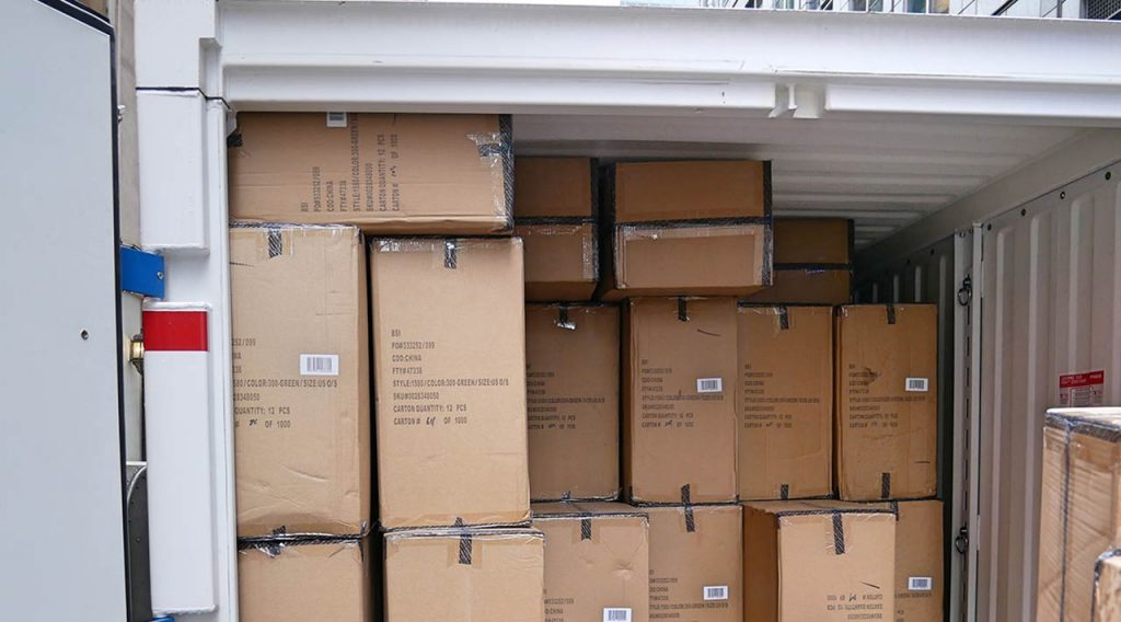 Shipping Container Storage Ideas: 10 Tips On How To Pack a Shipping Container For On-Site Storage